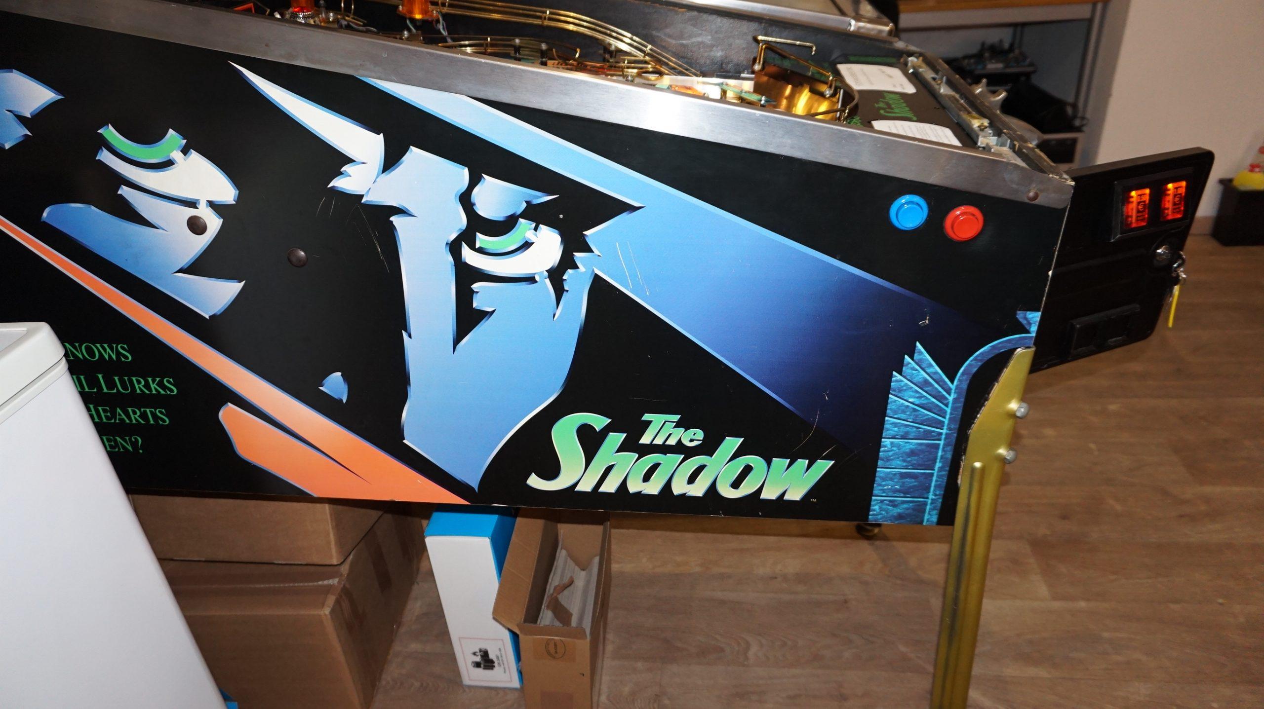 The Shadow | Bally | Kabinet