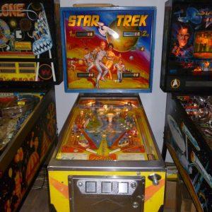 Star Trek | Bally | flipperkast